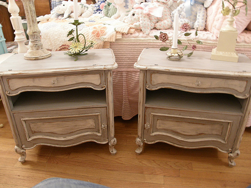 shabby chic furniture photo