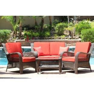 Resin Patio Furniture photo