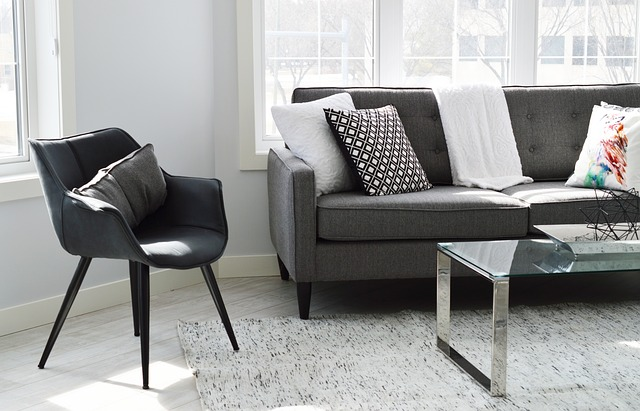 modern furniture photo